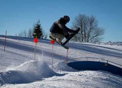 Ski Freestyle -