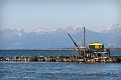 Retoni in Marina di Pisa