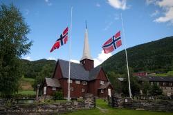 Norwegian stavkirke