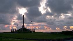 Haraldshaugen monument in Haugesund