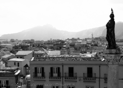 Palermo - view from the Rinascente's terrace