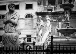 Palermo - Fontana Pretoria